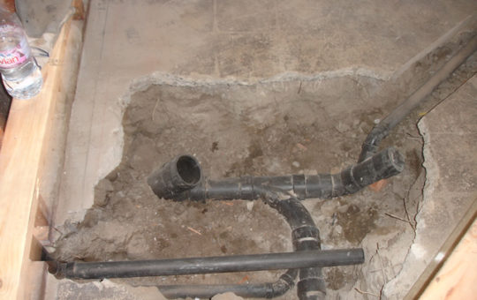 Fix Your Plumbing